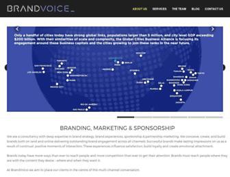 brandvoice.co.uk screenshot