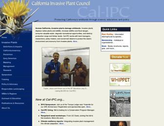 cal-ipc.org screenshot