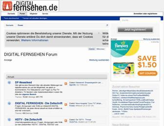 forum.digitalfernsehen.de screenshot