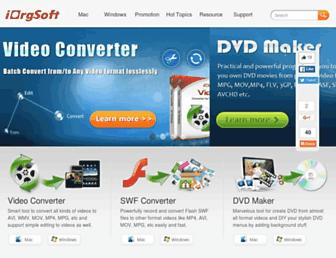 iorgsoft.com screenshot