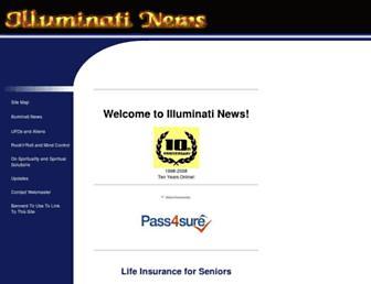 illuminati-news.com screenshot