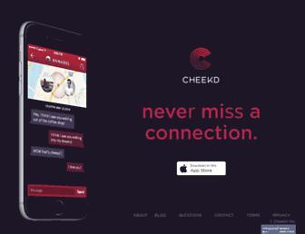 Thumbshot of Cheekd.com