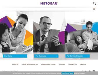 netgear.nl screenshot