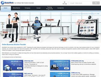 Thumbshot of Mobiweb.com.my
