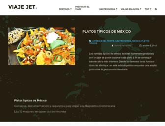 Thumbshot of Viajejet.com
