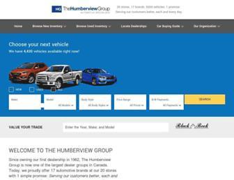 humberviewgroup.com screenshot