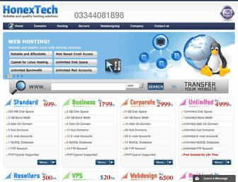 Thumbshot of Honextech.com