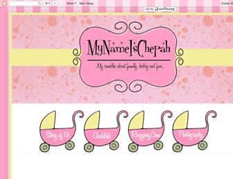 chepah123.blogspot.com screenshot
