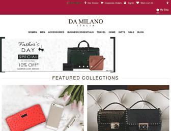 damilano.com screenshot