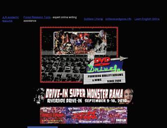 dvddrive-in.com screenshot