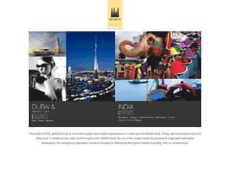 Thumbshot of Sobha.com