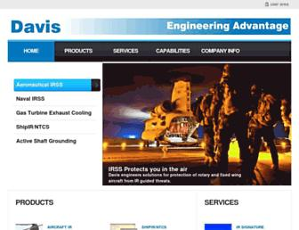 davis-eng.com screenshot