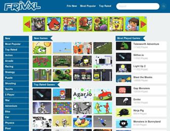frivxl.com screenshot