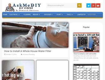 askmediy.com screenshot