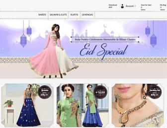 Thumbshot of Indiarush.com