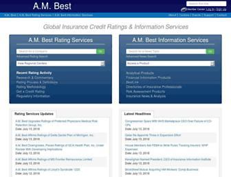 www3.ambest.com screenshot