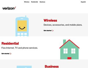 Thumbshot of Verizon.com