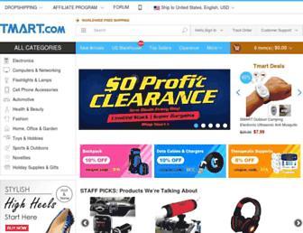 Thumbshot of Tmart.com