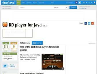 kd-player.en.softonic.com screenshot