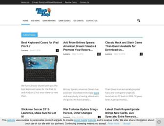 Thumbshot of Touchtapplay.com