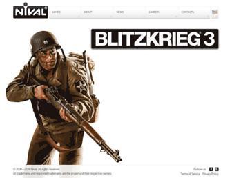 nival.com screenshot