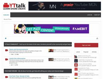 Thumbshot of Yttalk.com