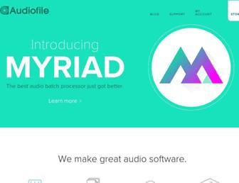 Thumbshot of Audiofile-engineering.com
