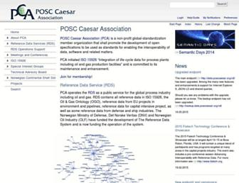 posccaesar.org screenshot