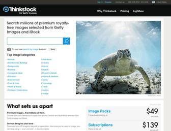 Thumbshot of Thinkstockphotos.com
