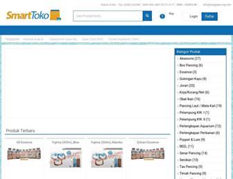 hargapancing.com screenshot