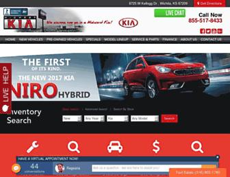 midwestkia.com screenshot