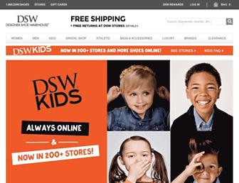 Thumbshot of Dsw.com