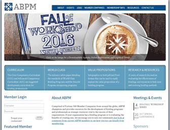 abpm.com screenshot
