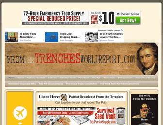 Thumbshot of Fromthetrenchesworldreport.com