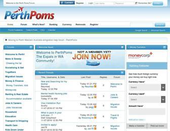 Thumbshot of Perthpoms.com