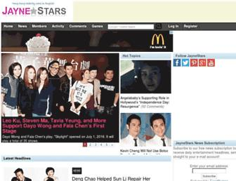 Thumbshot of Jaynestars.com
