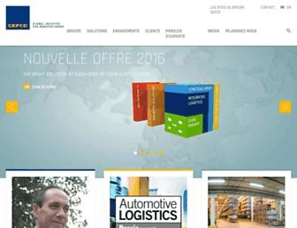 Thumbshot of Gefco.net