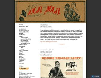 hajimaji.com screenshot