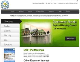 swfrpc.org screenshot