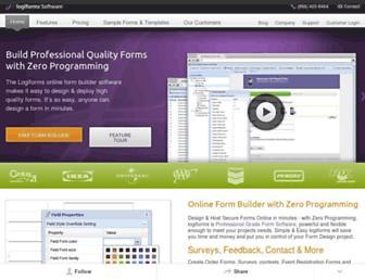 logiforms.com screenshot