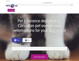 petsplusus.com screenshot