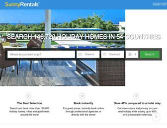 Thumbshot of Sunnyrentals.com