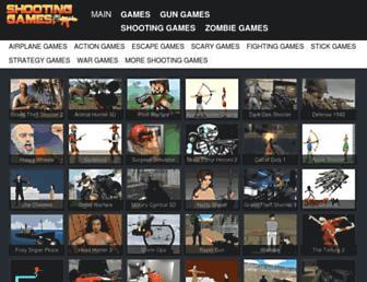 Thumbshot of Shootinggames.org