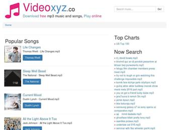 videoxyz.co screenshot