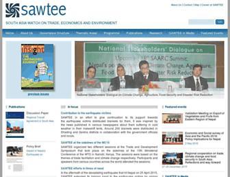 sawtee.org screenshot