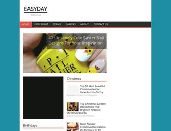 easyday.snydle.com screenshot