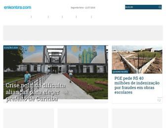 Thumbshot of Gazetadopovo.com.br