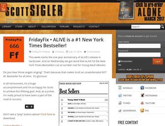 Thumbshot of Scottsigler.net