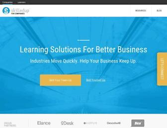 skilledup.com screenshot