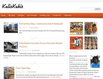 kaliskukis.com screenshot